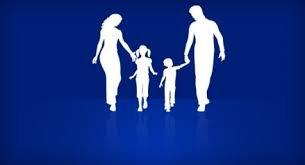 zdjęcie z rodziną w tle