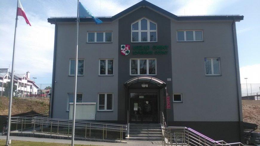 Nowa siedziba Urzędu Gminy Łopiennik Górny