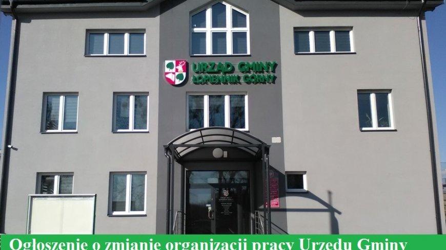 zdjęcie budynku gminy
