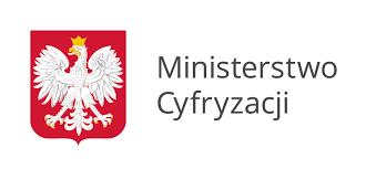 Logo Ministerstwa Cyfryzacji
