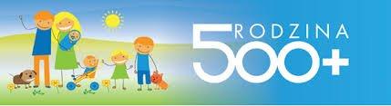 logo graficzne rodzina 500+