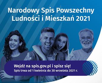 plakat graficzny NSP 2021