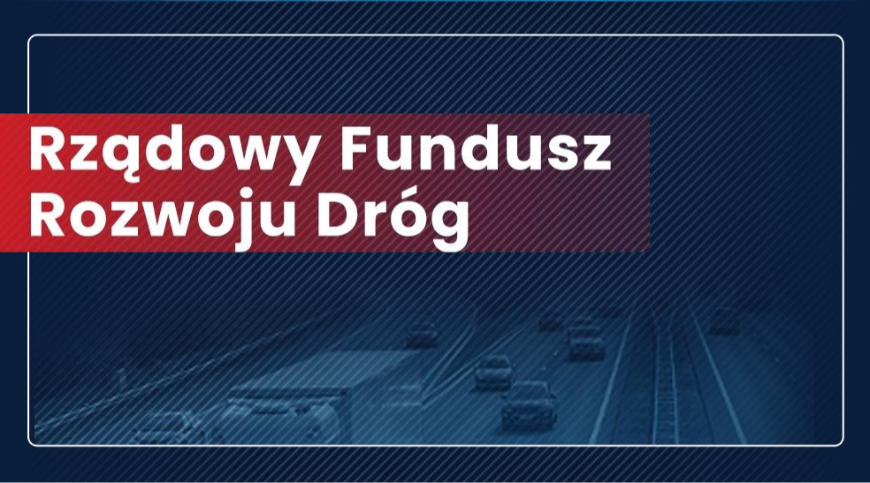 Inwestycje drogowe na terenie Gminy Łopiennik Górny