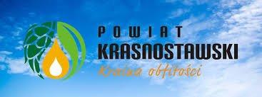 logo z napisem powiat krasnostawski